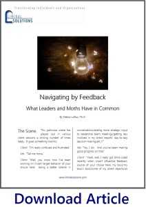 Navigating by Feedback Thumnail